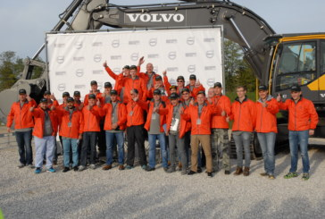The Volvo CE Operators Club Final Approaches