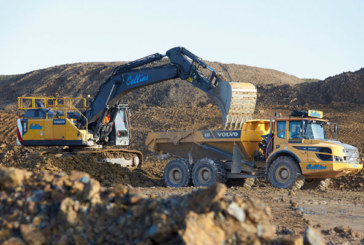 Collins Earthworks Invests in Volvo