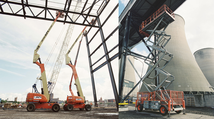 Construct Equipment Up Six Per Cent in First Half 2017