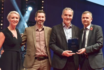 Seddons Plant Scoops Special Relationship Award at Speedy Expo