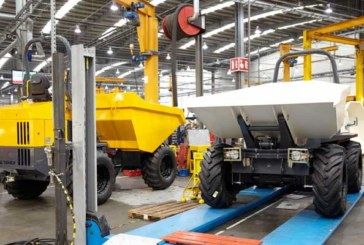 Terex Sells UK-Based Compact Business