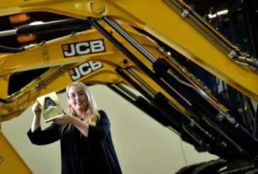 JCB's Holly Crowned Top Higher Apprentice