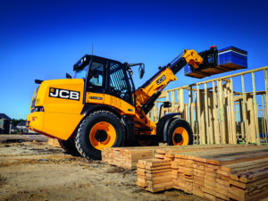 JCB Unveils New Machines at Conexpo 2017 - Construction Plant News