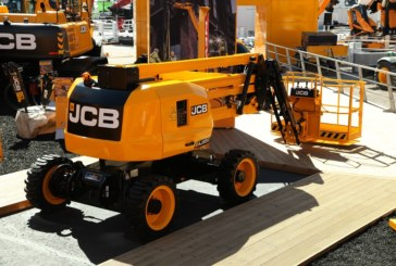 JCB Unveils New Machines at Conexpo 2017