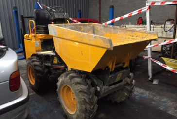 Datatag Called to Help Identify Recovered JCB