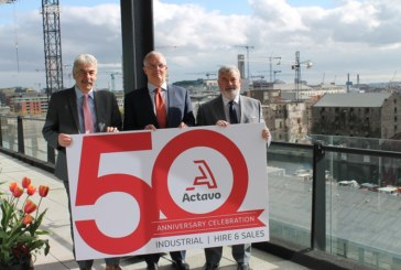Actavo Hire Celebrates 50 Years in Action