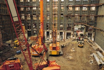 Rise in Housing Activity Drives Construction