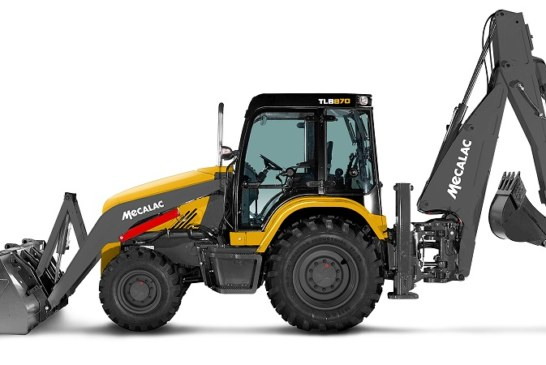 Mecalac Showing 'All-New Products' at Plantworx
