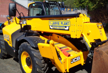Jarvie Plant Deliver First Order From New Depot