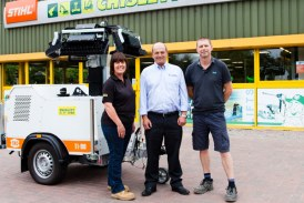 Six Sales Secured to Chislett Hire