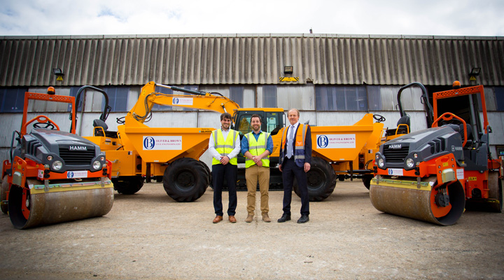 Oliver & Brown Invests in Plant