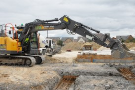 LPM Plant Hire & Sales Gears Up With Larger Volvo Excavators