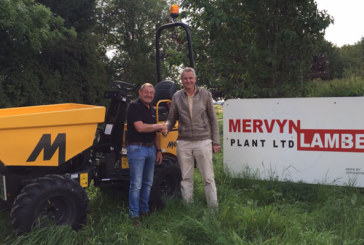 First Mecalac-branded Site Dumper Sold