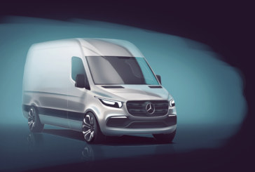 First Details of New Sprinter Revealed