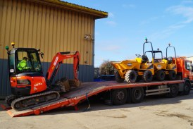 Andover Trailers Plant Body