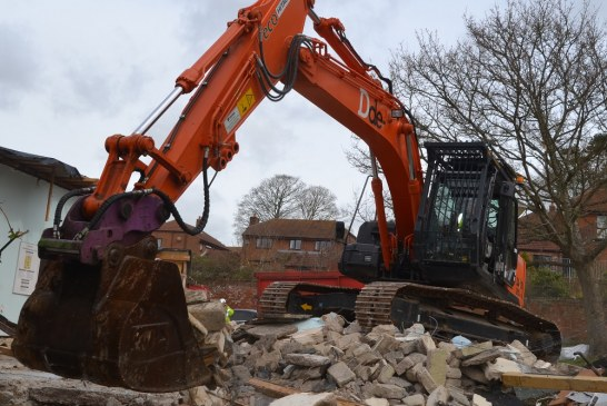Back to School: University Degree in Demolition Launched