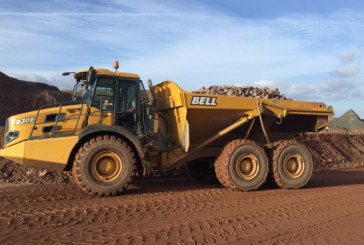 Quarry Expansion Leads to Bell B30E for Skene