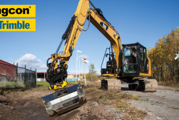 Engcon Compatible With Trimble