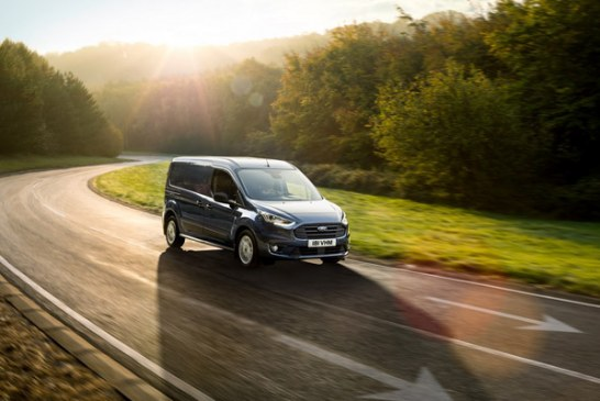 Ford Reveals the New Transit Connect and Transit Courier