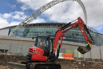 Kubota on the Road to Wembley