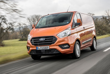 Ford Records Highest Ever CV Sales