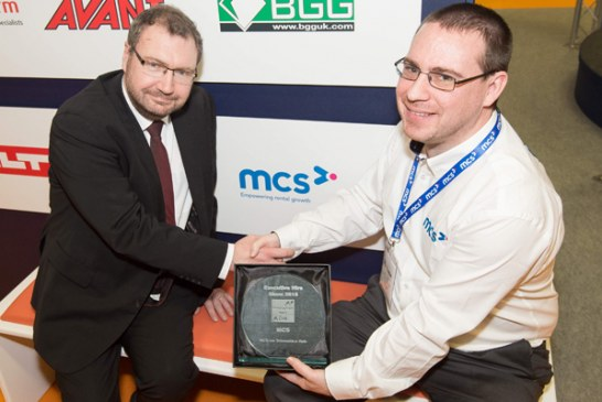MCS Telematics Hub Wins Award