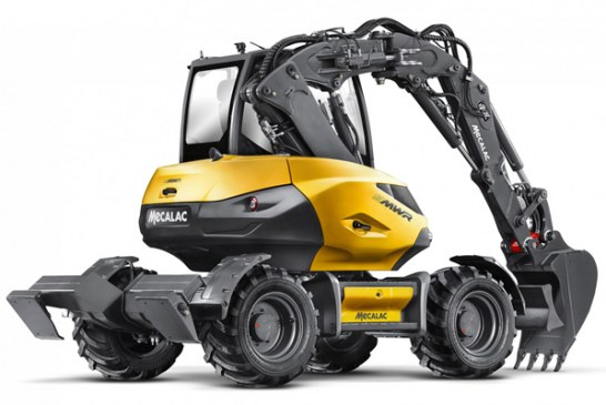Mecalac Launches Loader and Excavator Portfolio