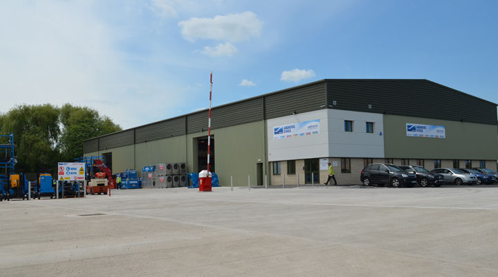 Sykes Pumps Extends Depot Network