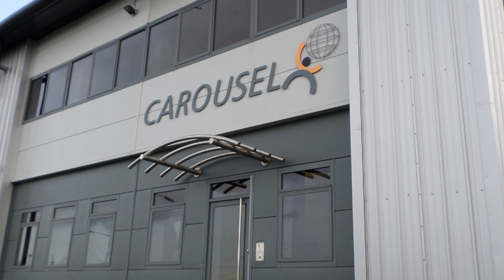 Kubota UK Appoints Carousel
