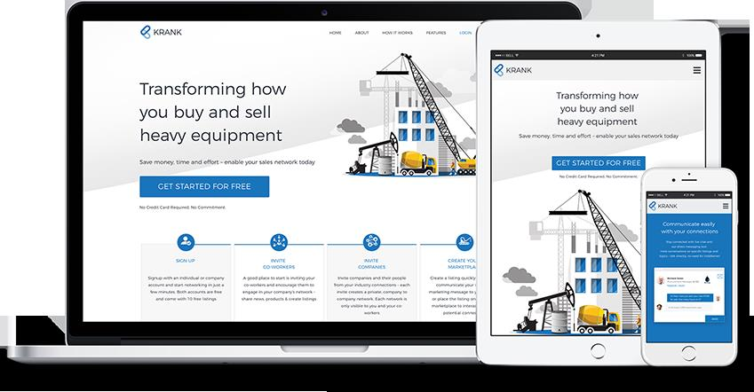 Krank: Transforming the Way Capital Equipment is Traded