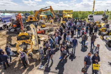 Success for Engcon at Intermat