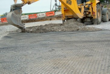 Geosynthetic Offsets Rising Aggregate Costs