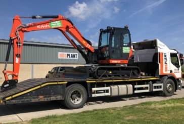 Hirer Expands with Kubota