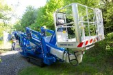 Nationwide Platforms Invests in Tracked Booms