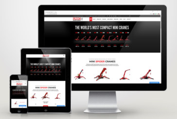 New UNIC Cranes Europe Website