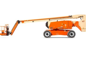 JLG Introduces Largest Hybrid So Far