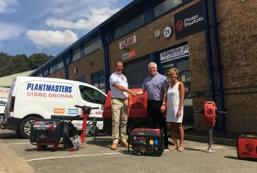 Chicago Pneumatic Appoints Plantmasters