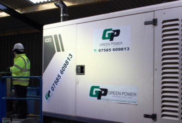 Greenpower Plant Grows
