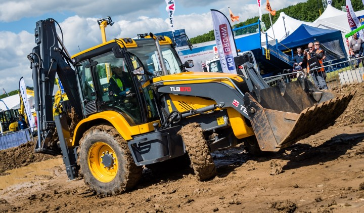 Working Demonstrations Remain Key at Plantworx