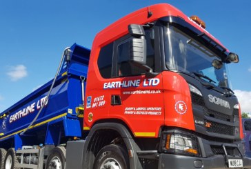 Earthline Upgrades Its Fleet With Scania