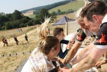 P Flannery Plant Get Dirty For Charity
