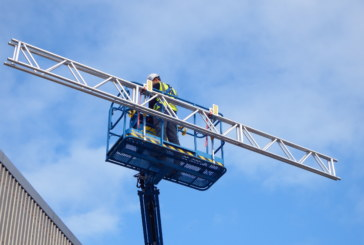Nationwide Platforms & FASET Collaborate on Edge Protection Handling Attachment