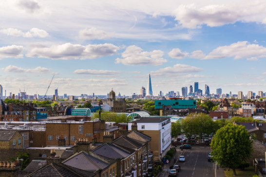 London Overtaken by Rest of Britain in Housebuilding Growth