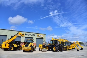 It's Great Scot for JCB!