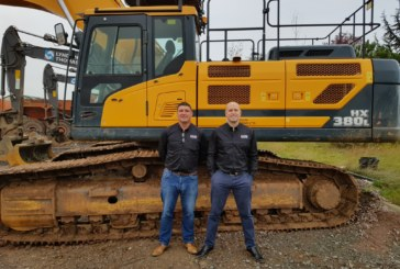 Hyuandai Appoints TBS Plant Ltd As New Construction Equipment Dealer