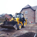 Tracker Helps Police in Antrim Recover Stolen Hitachi Digger