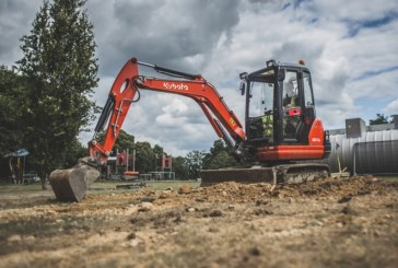 Kubota Sold its 50,000th Unit in the British Isles in 2016
