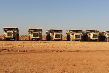 Terex At Work in Jordan