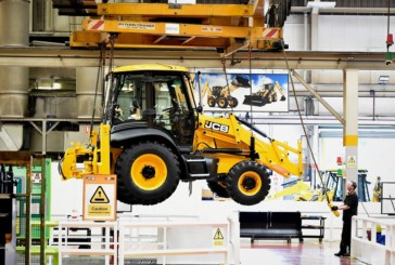JCB Resists Market Uncertainty