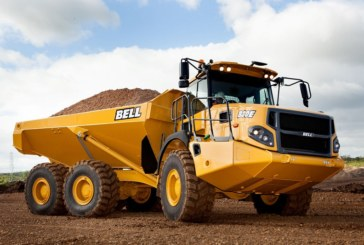 Bells Ring for Earthline with Addition of Seven ADTs and Wheeled Loaders